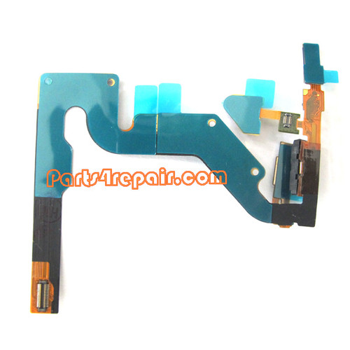 Motorola Atrix 4G MB860 Earpiece Speaker Flex Cable Ribbon