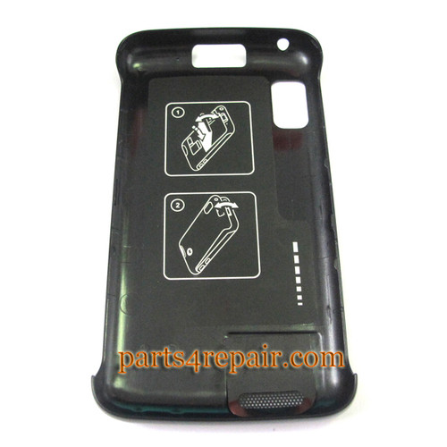 Back Cover for Motorola Atrix 4G MB860