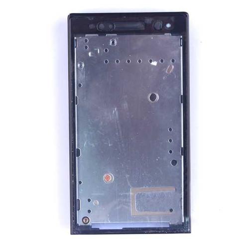 Sony Xperia U ST25I LCD Screen Frame Bezel from www.parts4repair.com