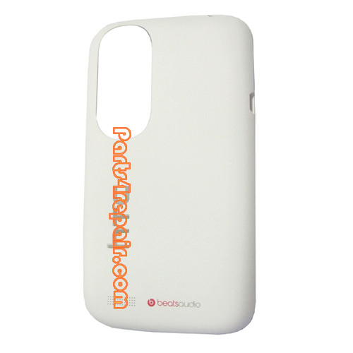 Back Cover for HTC Desire V -White