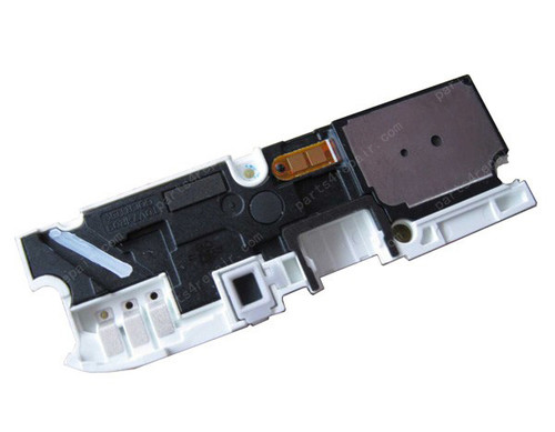 Samsung Galaxy Note II N7100 Ringer Buzzer Loud Speaker -White from www.parts4repair.com