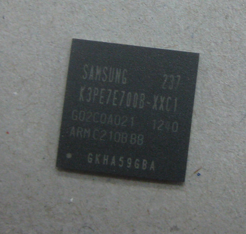Samsung I9100 Galaxy S II CPU Chip from www.parts4repair.com