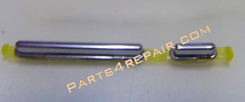 Nokia 700 Volume Button -Silver from www.parts4repair.com