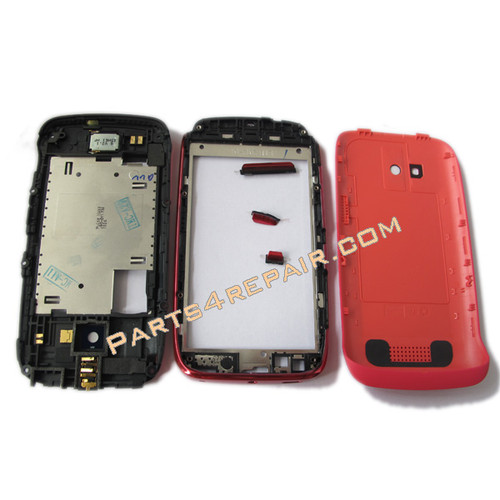 We can offer Nokia Lumia 610 Full Housing Cover -Red