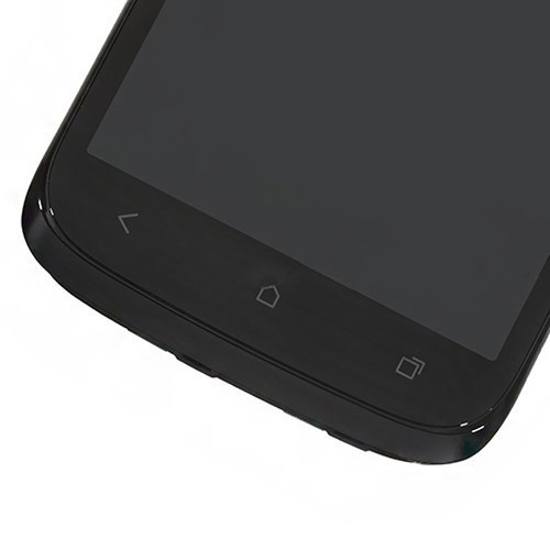 HTC Desire V T328W Complete Screen Assembly with Bezel