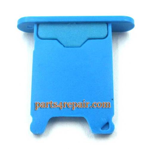 SIM Card Tray for Nokia Lumia 920 -Blue