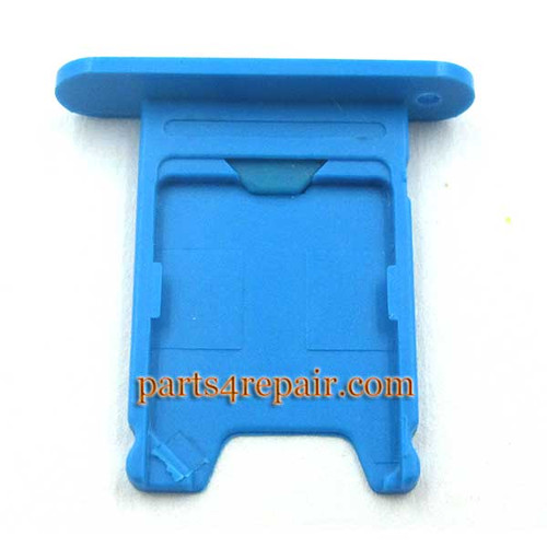 SIM Card Tray for Nokia Lumia 920 -Blue from www.parts4repair.com