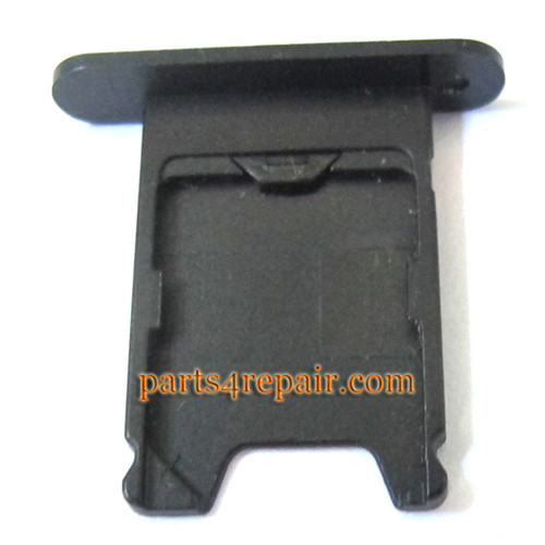 SIM Card Tray for Nokia Lumia 920 -Black from www.parts4repair.com