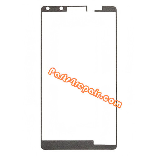 Front Housing Cover Adhesive Sticker for Nokia Lumia 920 from www.parts4repair.com