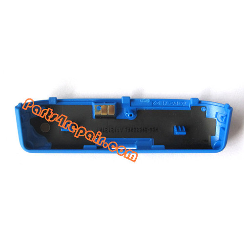 Bottom Cover for HTC Windows Phone 8S -Blue