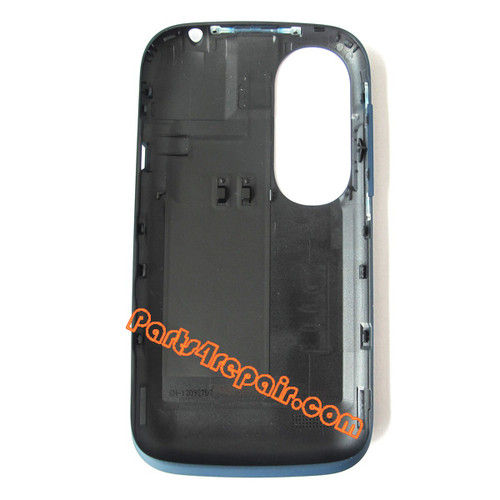 Back Cover for HTC Desire X T328E -Blue