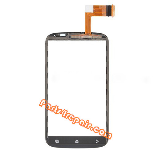 Touch Screen Digitizer for HTC Desire X T328E from www.parts4repair.com