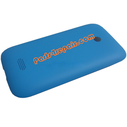 Back Cover for Nokia Lumia 510 -Blue from www.parts4repair.com