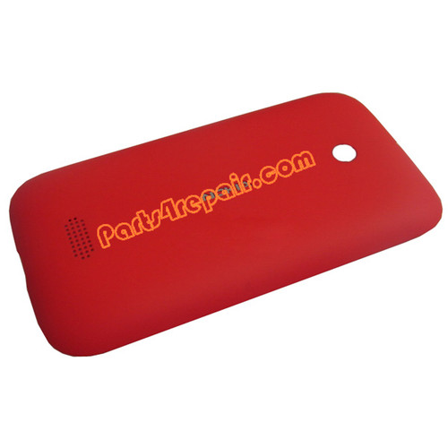 Back Cover for Nokia Lumia 510 -Red