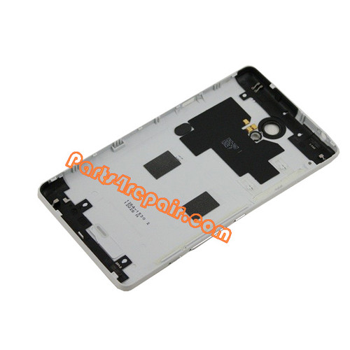 We can offer Back Cover for Sony Xperia T LT30p -White