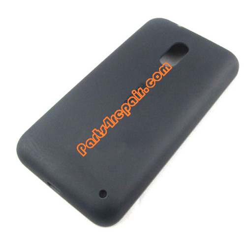 Back Cover for Nokia Lumia 620 -Black from www.parts4repair.com
