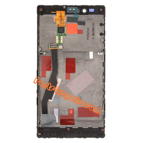 We can offer Complete Screen Assembly with Bezel for Nokia Lumia 720