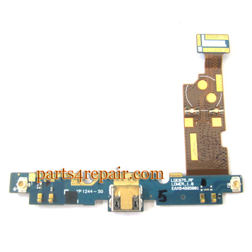 Dock Charging Port for LG Optimus G E975