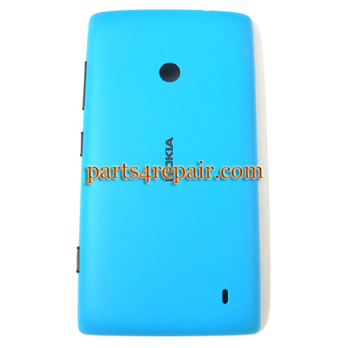 Back Cover for Nokia Lumia 520 -Blue