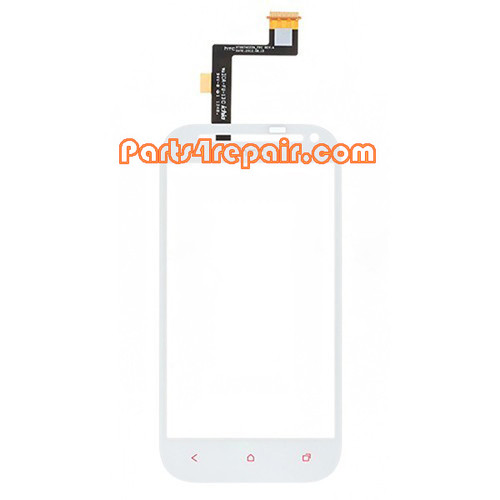 Touch Screen Digitizer for HTC One SV -White