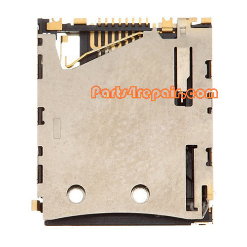 SD Card Holder Contact for Sony Xperia Z L36H from www.parts4repair.com