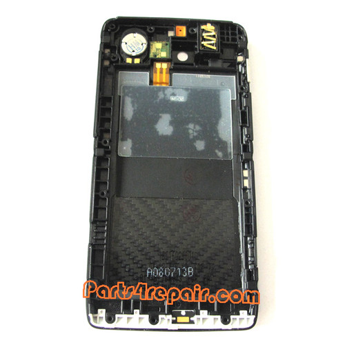 We can offer Back Housing Assembly Cover for Motorola RAZR I XT890 -Black