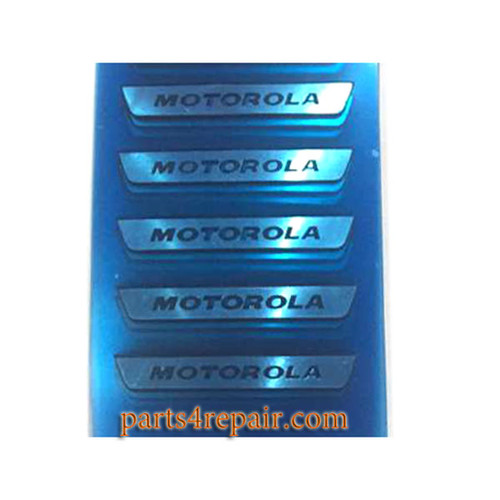 Logo Cover for Motorola RAZR I XT890 from www.parts4repair.com