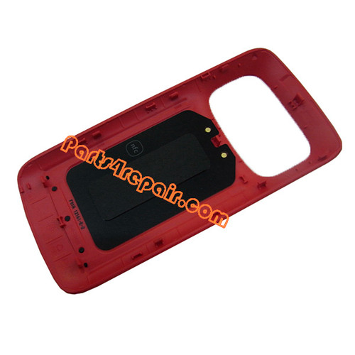 We can offer Back Cover with NFC for Nokia 808 Pureview -Red