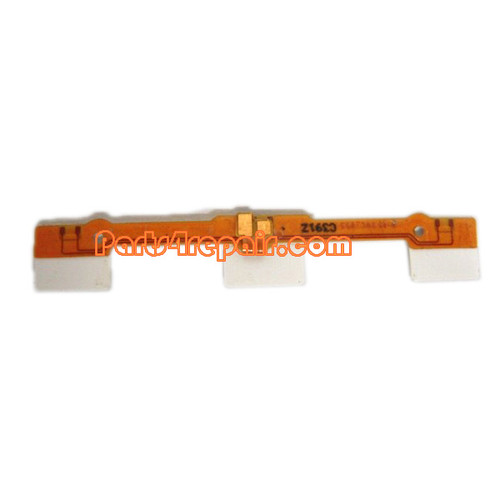 Keypad Light Membrane Flex Cable for Nokia Lumia 820 from www.parts4repair.com