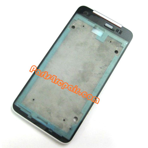 Front Housing Bezel for HTC Butterfly -White