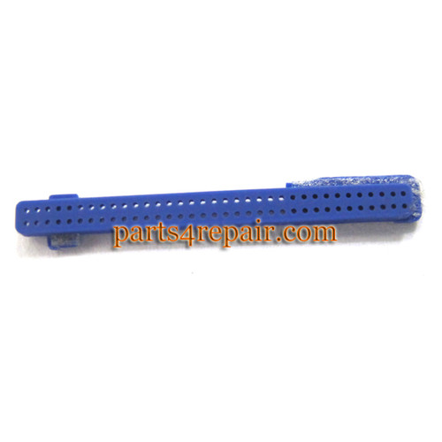 Anti Dust Earpiece Mesh for HTC 8X -Blue