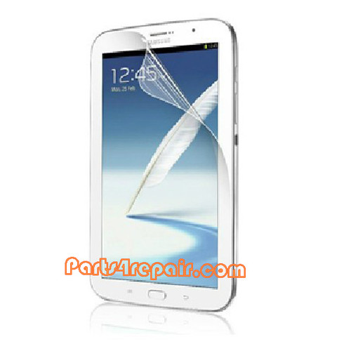Clear Screen Protector Shield Film for Samsung Galaxy Note 8.0 N5100