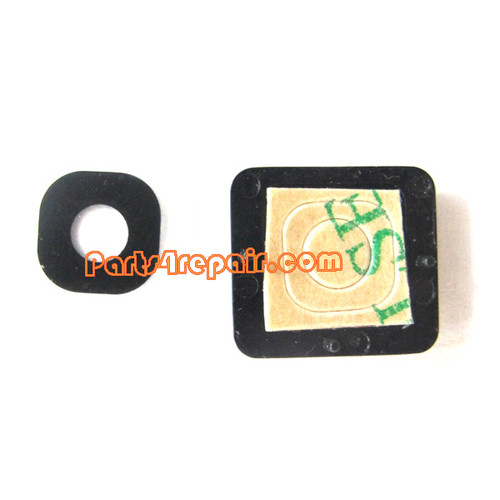 Camera Lens & Cover for Samsung I9300 Galaxy S III