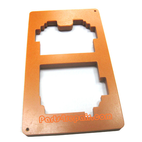 UV Glue (LOCA) Alignment Mould for Samsung I9300 Galaxy S3 LCD Glass