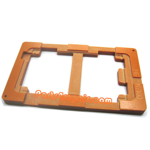 UV Glue (LOCA) Alignment Mould for Samsung Galaxy Note II N7100 LCD Glass