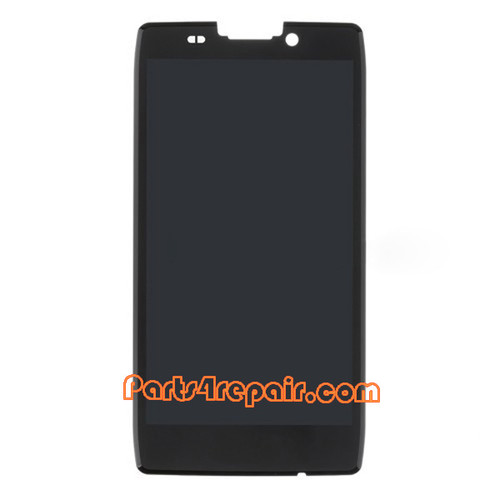 Motorola RAZR HD XT925 Complete Screen Assembly from www.parts4repair.com