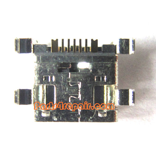 Dock Charging Port for Samsung I8190/S7562 from www.parts4repair.com
