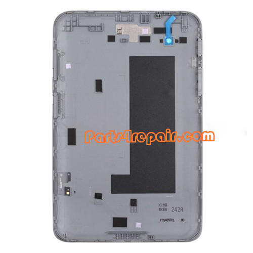 Back Cover for Samsung Galaxy Tab 7.0 P3100 -Grey