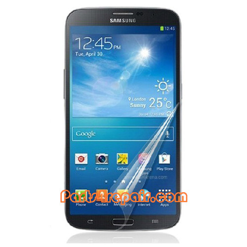 Clear Screen Protector Shield Film for Samsung Galaxy Mega 6.3 I9200
