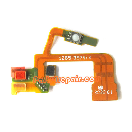 Camera Flex Cable for Sony Xperia ZL L35H