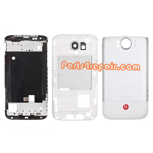 Full Housing Cover for HTC Sensation XL G21