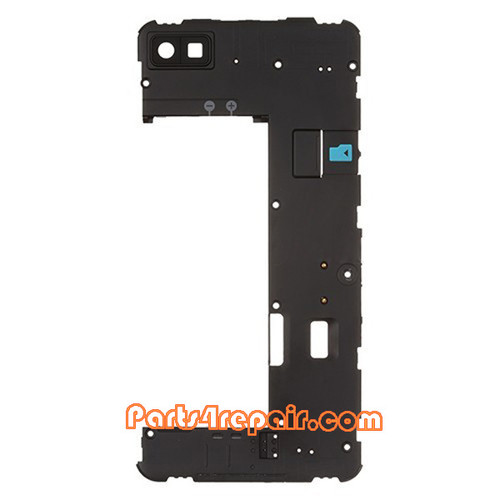 Middle Cover for BlackBerry Z10 4G from www.parts4repair.com