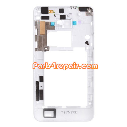 You can offer Middle Cover for Samsung I9100 Galaxy S II -White