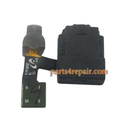 Earphone Jack Flex Cable for Samsung P6200 Galaxy Tab 7.0 Plus