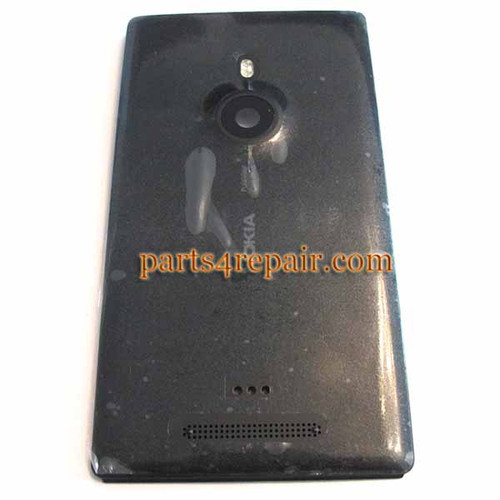 Back Housing Cover for Nokia Lumia 925 -Black