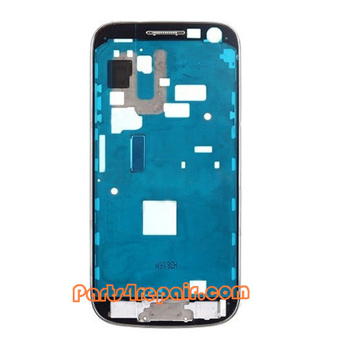 Front Housing Cover for Samsung Galaxy S4 mini I9190/I9195 -White