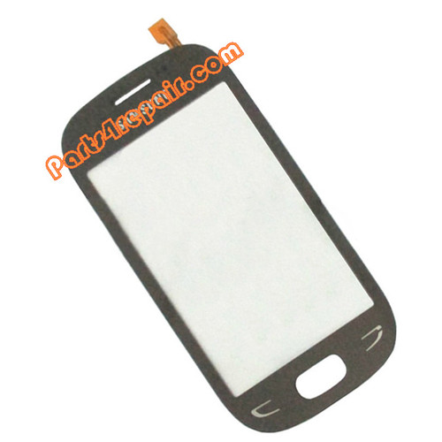 Touch Screen Digitizer for Samsung Rex 90 S5292 -Grey from www.parts4repair.com