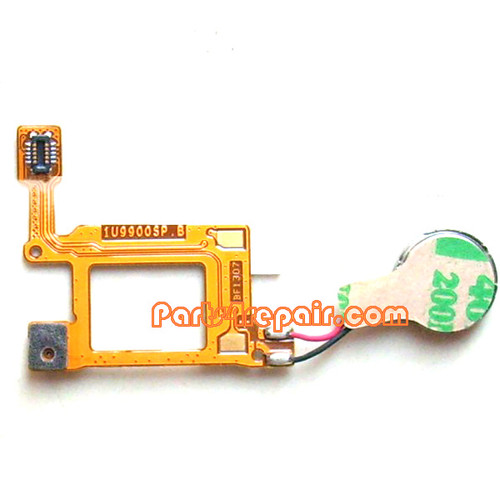 Vibrator Flex Cable for Huawei Ascend Mate MT1-U06 from www.parts4repair.com