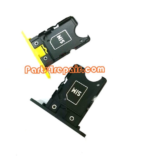SIM Tray for Nokia Lumia 1020 -Yellow from www.parts4repair.com