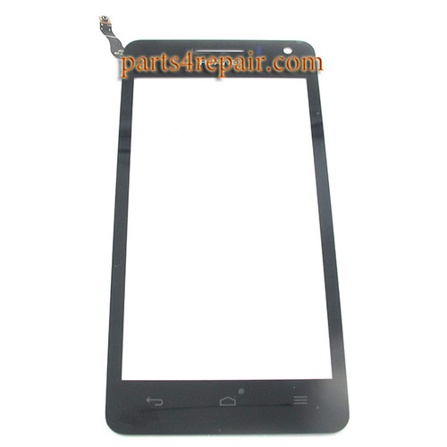 Touch Screen Digitizer for Huawei Ascend G600 U8950 -Black